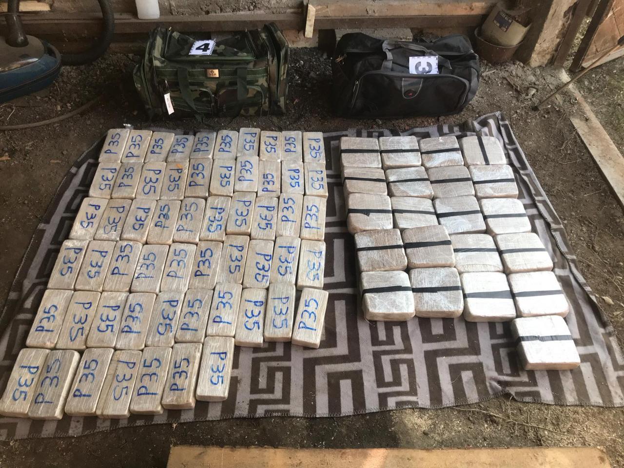 Закарпатському наркокур'єру, вдома у якого знайшли близько 130 кг героїну, погоджено підозру (ФОТО), фото-3